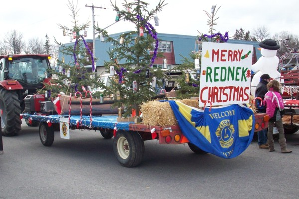 2011 Santa Claus Parade Float